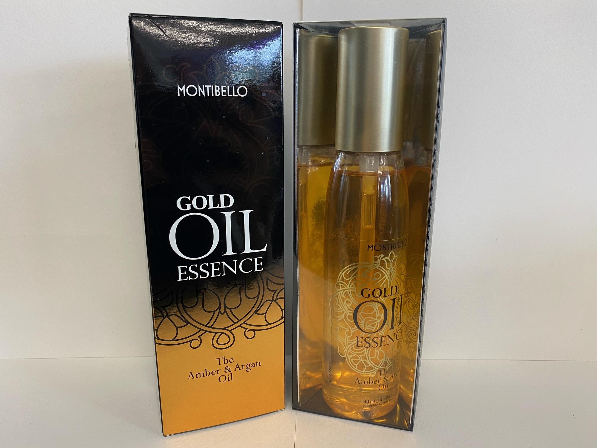 Gold oil 130ml