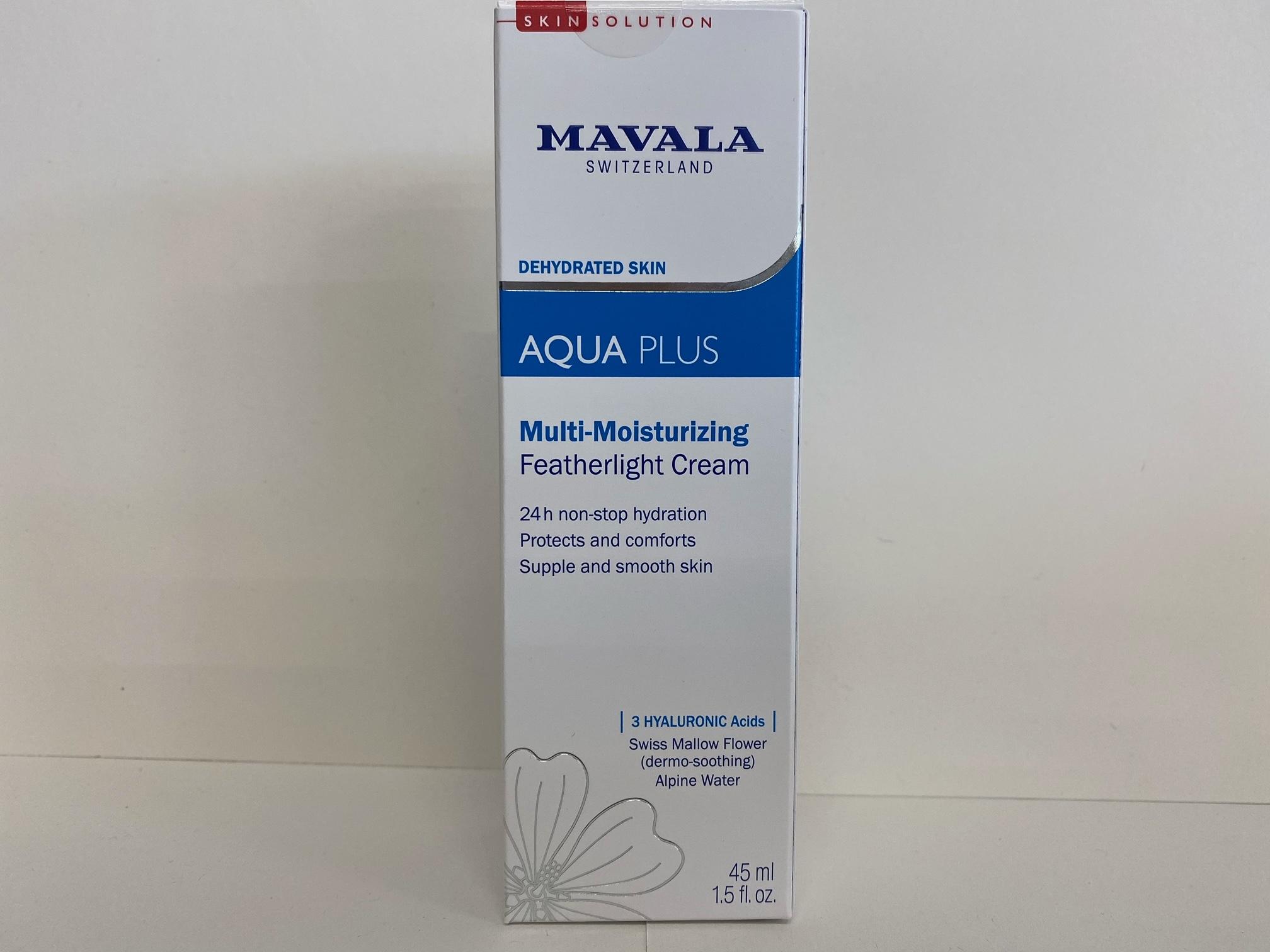 Multi-moisturizing Featherlight cream 45ml